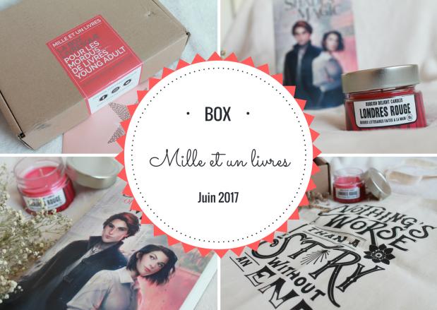 Mille et Un Livres Box