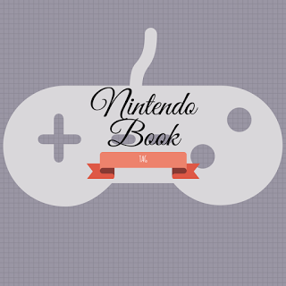 Nintendo book tag